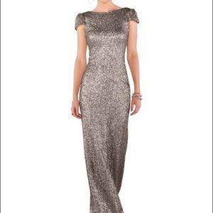 Sorella Vita Sequin Bridesmaid Dress #8718- 10
